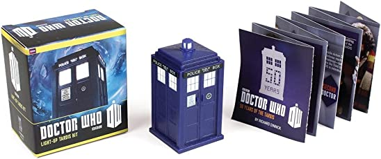 Doctor Who: Light-Up Tardis Kit (Miniature Editions)