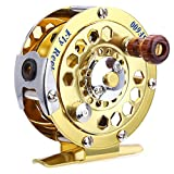 Best Fly Fishing Reels - Zorbes BF600 Portable Aluminum Cut Fly Fishing Vessel Review