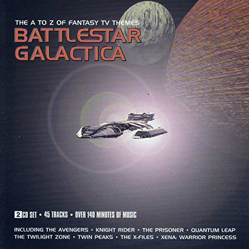 Battlestar Galactica: The A to...