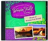 Music of Wonder Full World CD