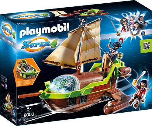 Playmobil 9000 - Piraten-Chamäleon mit Ruby