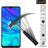 ANEWSIR for Huawei P Smart 2019/P Smart + 2019 /Huawei P Smart 2020 (NEW) Screen Protector, [2 Pack] High Sensitive Tempered Glass Screen Protector for Huawei P Smart (All)