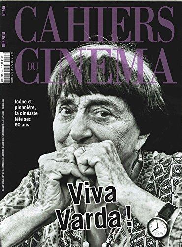 Cahiers du Cinema N 745 Juin 2018