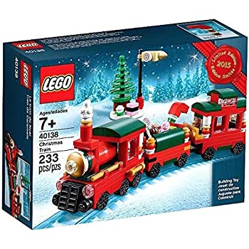 Lego Christmas Train 2015: Amazon.co.uk: Toys & Games