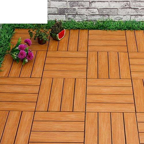 Plancher ext rieur plancher en bois de balcon plancher en for Plancher exterieur plastique