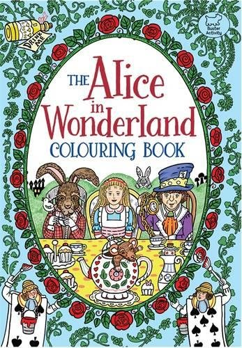 Alice In Wonderland Colouring Book (Buster Activity)