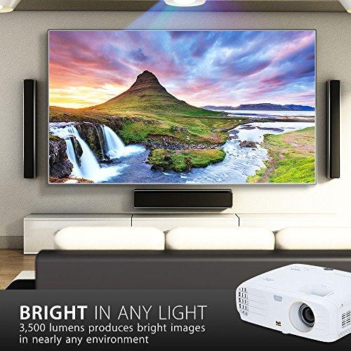 Viewsonic PX747-4K UHD Projektor (3.500 ANSI Lumen, 2x HDMI, HDR) - 2