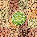 1000 ml (700g) Premium TOP Futtertabletten OPTI-MIX 17 Tabletten, Tablettenfutter Mix für Aquarium Zierfische von Teichpoint
