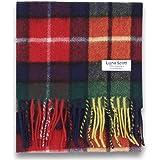 Oxfords 100% cachemire di sciarpa per bambini