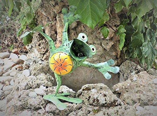 Silex Teelichthalter Frosch