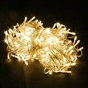RPGT® 500er LED 50M Warmweiß Lichterkette Weihnachten Party Leuchte