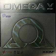 XIOM Belag Omega V Asia, 2,3 mm, schwarz