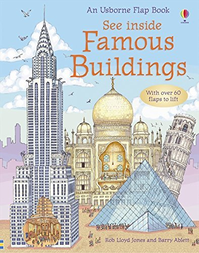 See Inside Famous Buildings (Usborne See Inside) by Rob Lloyd Jones (2009-02-27)