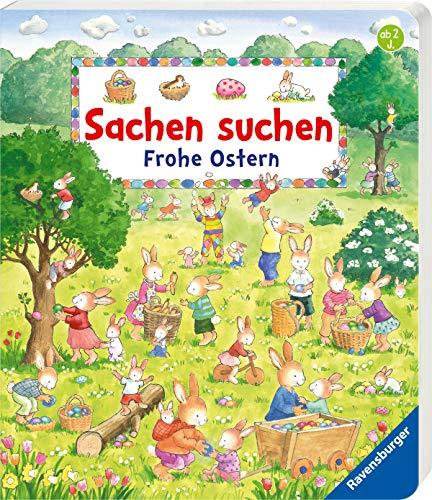 Sachen suchen: Frohe Ostern (Glücklich Hase Ostern)