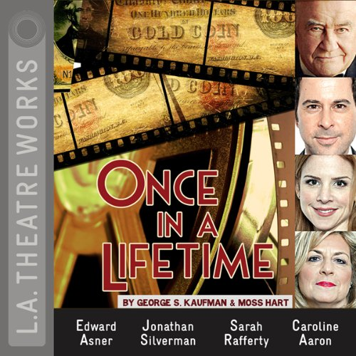 Once in a Lifetime  Audiolibri