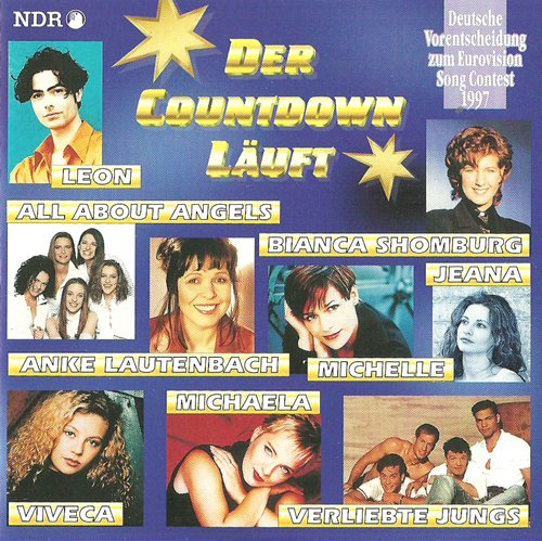 Eurovision Song Contest Songs incl. Nicole A Little Peace (Compilation CD, 14 Tracks)