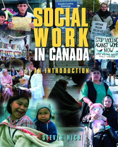 Social Work In Canada An Introduction