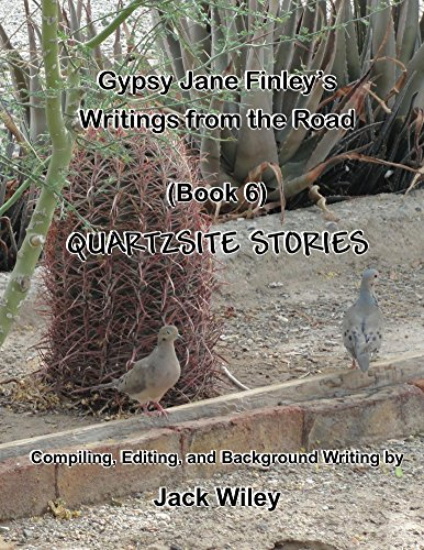 Gypsy Jane Finley's Writings from the Road: Quartzsite Stories: (Book 6) (English Edition) por Jack Wiley
