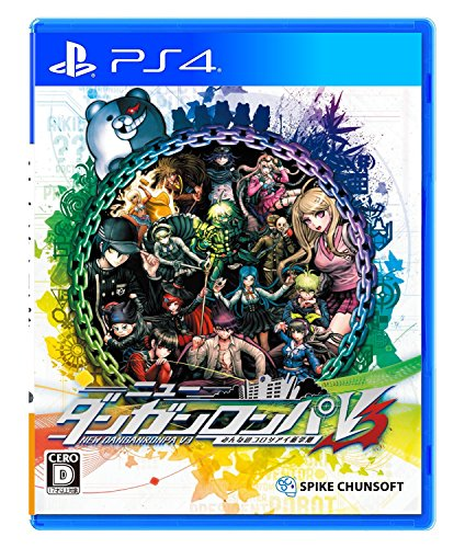 New Danganronpa V3: Everyones New Semester of Killing - Standard Edition [PS4][Japanische Importspiele] Playstation 4-pre-order Games