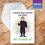 personalisierbar Funny Game of Thrones Tyrion Lannister Happy Birthday Grußkarte–Texten für jede Gelegenheit oder Event–Geburtstag/Weihnachten/Hochzeit/Jahrestag/Verlobung/Vatertag/Muttertag