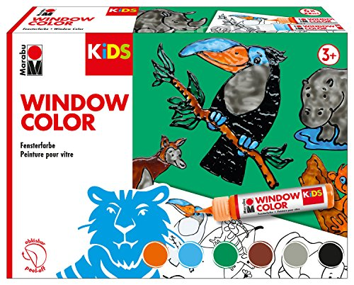 Marabu 0306000000002window color set