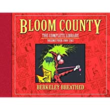 Bloom County: The Complete Library, Vol. 4: 1986-1987 (Bloom County Library) by Berkeley Breathed (2011-04-12)