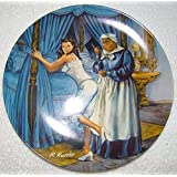 Gone with the Wind Collectible Bradford Exchange Knowles China Plate ; Mammy Lacing Scarlett by Bradford Exchange