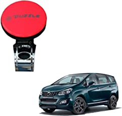 AUTO CAR WINNER Puzzle Pink Vehicle Steering Knob Spinner/Power Handle (Made In Korea) for Mahindra Marazzo