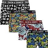 JACK & JONES Trunks 4er Pack Boxershorts Boxer Short Unterhose S M L XL XXL (XL, 14)
