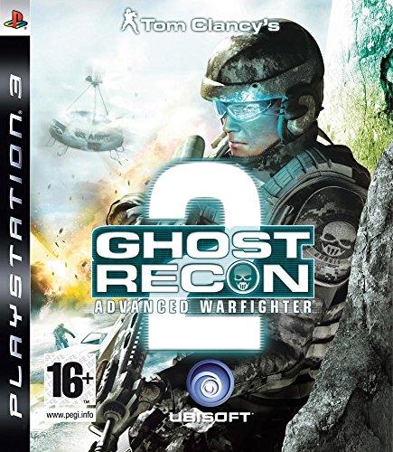 GHOST RECON ADVANCED WARFIGHTER 2 PS3 (Ghost Pc 2 Recon)