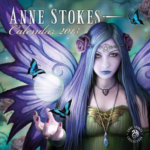 Anne Stokes Calendar 2013
