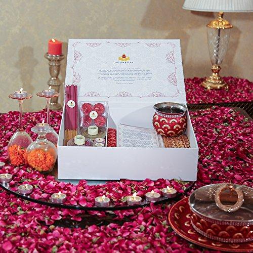My Pooja Box My Karva Chauth Box (Premium)