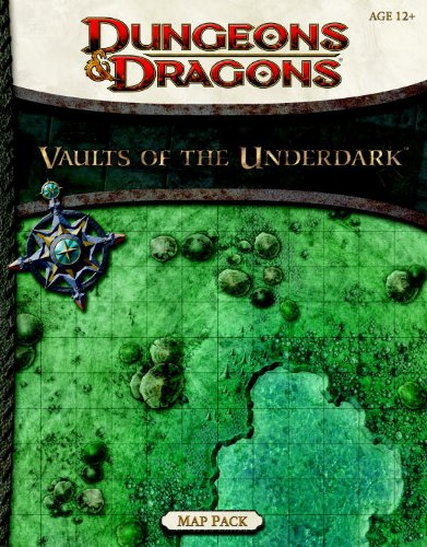 Vaults of the Underdark - Map Pack (Dungeons & Dragons)