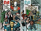 DOOM PATROL Serie Completa 1/2 MAGIC PRESS