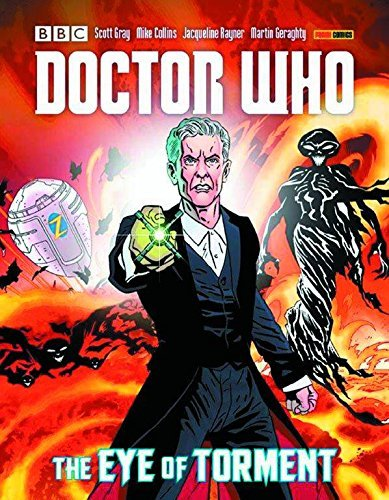 Doctor Who: The Eye of Torment by Scott Gray (2015-11-17)
