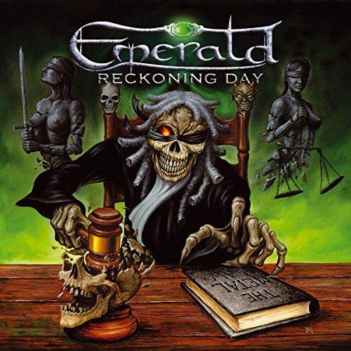 Emerald: Reckoning Day (Ltd.Double-Vinyl) [Vinyl LP] (Vinyl)
