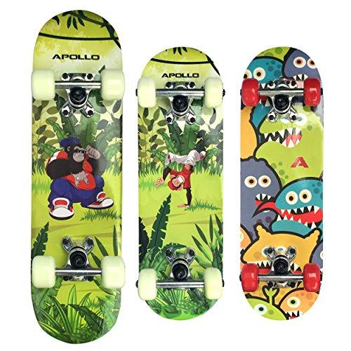 Apollo Skateboard per Bambini