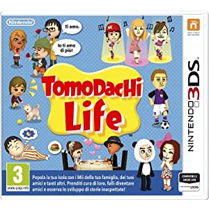 Tomodachi Life [IT Import]