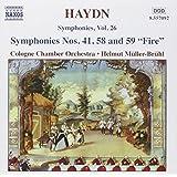Haydn - Symphonies Vol 26