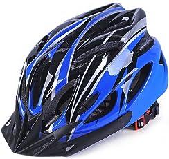 Ranjaner Fahrrad Helm Mountainbike Road Helm Sicherheit Schutz integrierte Formen Atmungsaktiv Fahrradhelm für Mann Frau