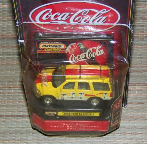 matchbox-collectibles-coca-cola-1998-ford-expedition-164-scale-by-matchbox