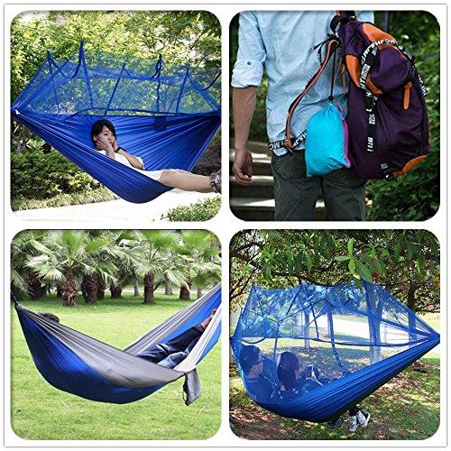 hamaca mosquitera blusmart hamacas colgantes portatil paracaidas nylon para jardin camping y de viaje