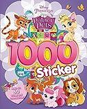 Disney Palace Pets - 1000 Sticker: Mehr als 60 Rätsel und Ausmalbilder