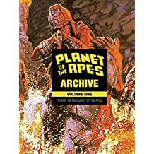 Planet of the Apes Archive Volume 1: Terror on the Planet of the Apes