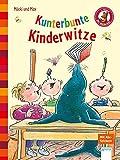 Kunterbunte Kinderwitze: Der Bücherbär: Kleine Geschichten