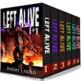 LEFT ALIVE (Zombie series Box Set): Books 1-6 of the Post-apocalyptic zombie action and adventure series (English Edition)
