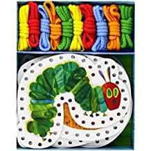 Very Hungry Caterpillar Lacing Cards (World of Eric Carle)