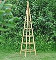 Selections gfh801aus Holz, garten-Obelisk 1.9m von Selections bei Du und dein Garten