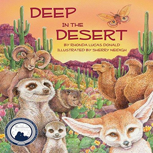 Deep in the Desert  Audiolibri