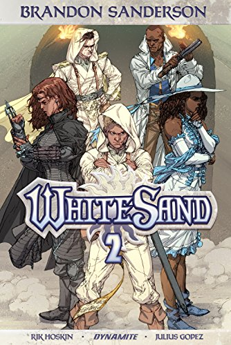 Brandon Sandersons White Sand Vol. 2 (English Edition) eBook ...